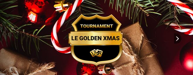 Golden Vegas Xmas tournament
