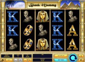 Bet90 Jeux les plus populaires - Black Mummy