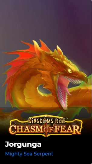 Kingdoms Rise - Chasm of Fear Jorgunga