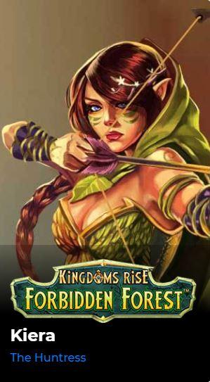 Kingdoms Rise - Forbidden Forest Kiera