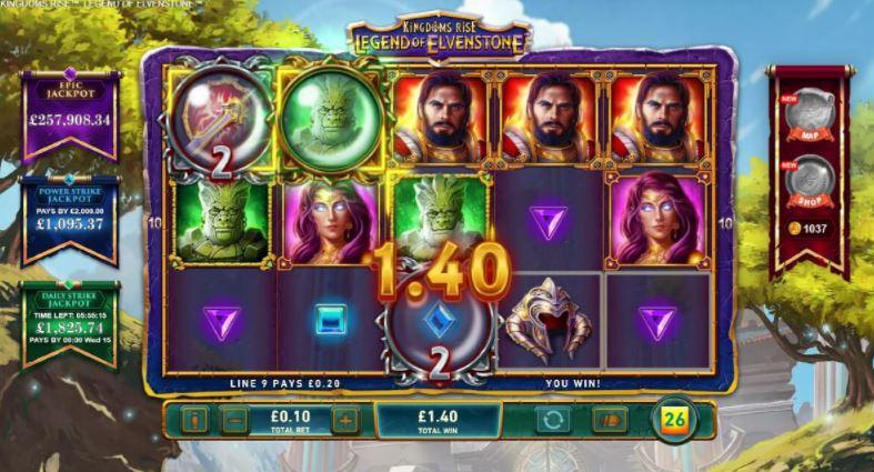 Kingdoms Rise - Legend of Elvenstone