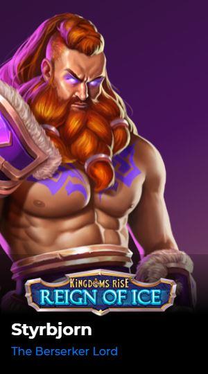 Kingdoms Rise - Reign of Ice Styrbjorn