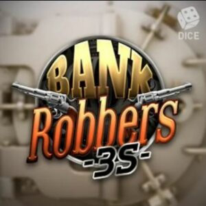 Blitz en Air Dice presenteren Bank Robbers 3S