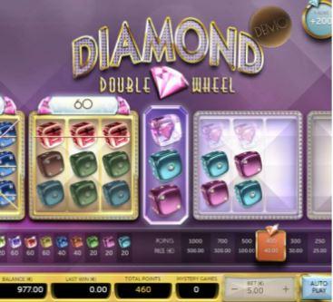 Blitz en Air Dice presenteren Diamond Double Wheel