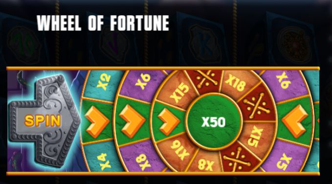 Supergame and Mancala Gaming present Odin's Fate Dice - Mancala Gaming - Odin's Fate Dice Wheel of Fortune