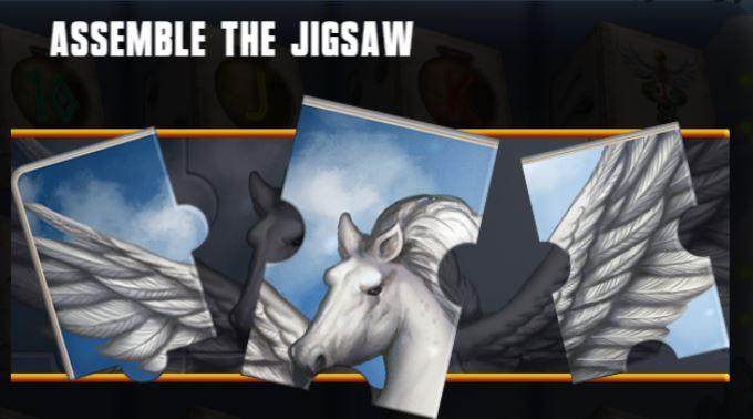 Supergame en Mancala Gaming presenteren Rage of Zeus Dice - Mancala Gaming - Rage of Zeus assemble the Jigsaw