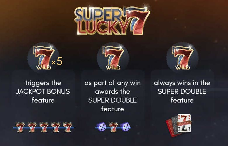 Blitz and Air Dice present Super Lucky 7