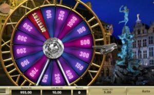 Wheel of Antwerp