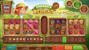 Blitz en Air Dice presenteren Farmer's Delight