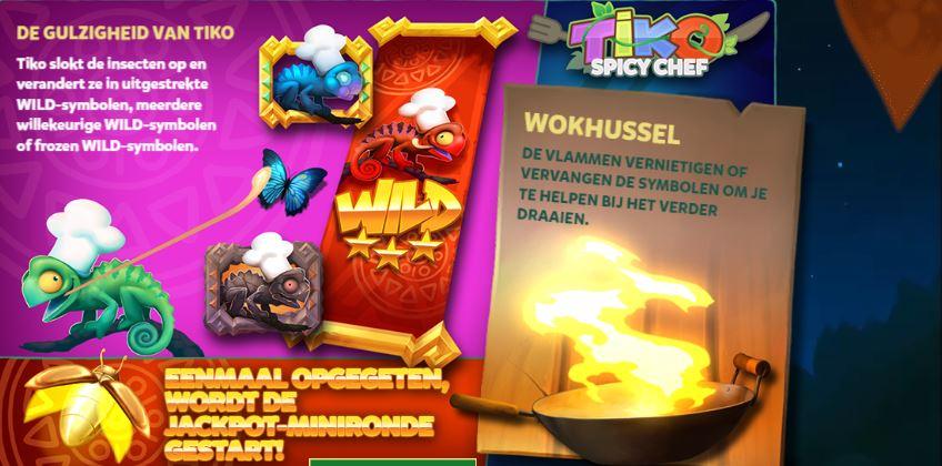 Tiko Spicy Chef intro nl