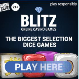 the biggest selection Dice games