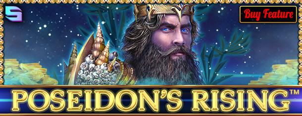 Spinomenal et Blitz présentent Poseidon's Rising