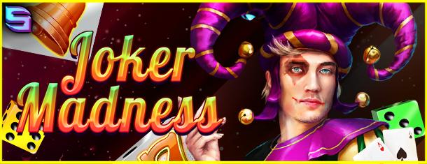 Spinomenal et Blitz présentent Joker Madness