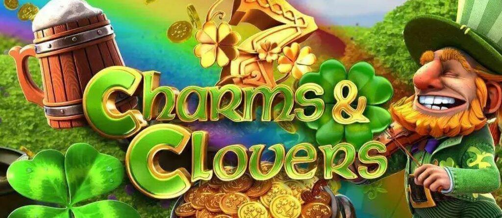 Betsoft et Blitz présentent Charms & Clovers