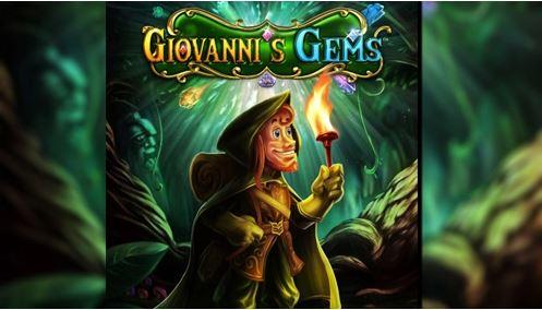 Betsoft et Blitz présentent Giovanni's Gems