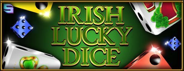 Spinomenal en Blitz presenteren Irish Lucky Dice