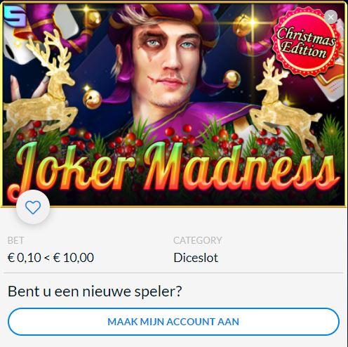 Joker Madness NL