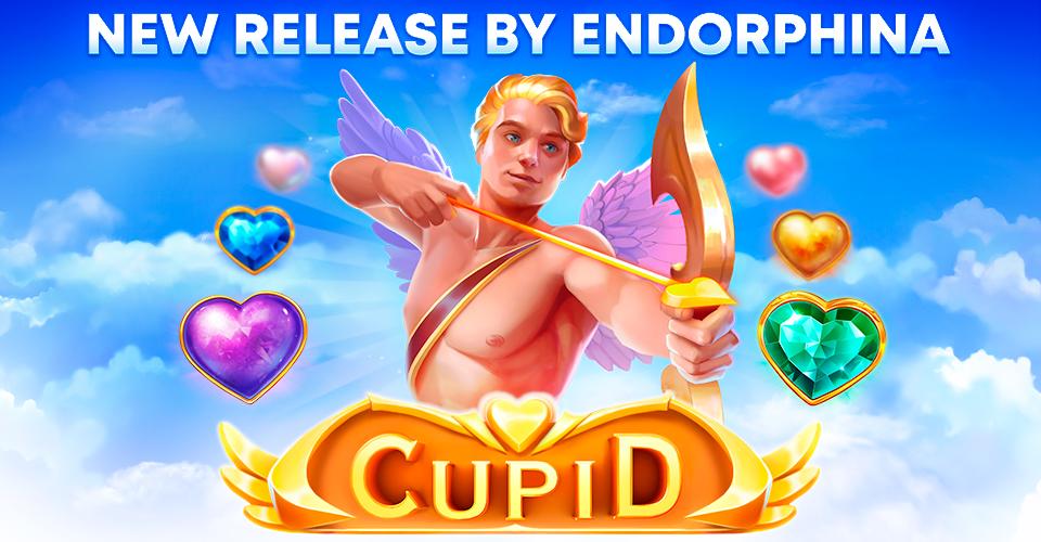 Endorphina en Supergame presenteren Cupido